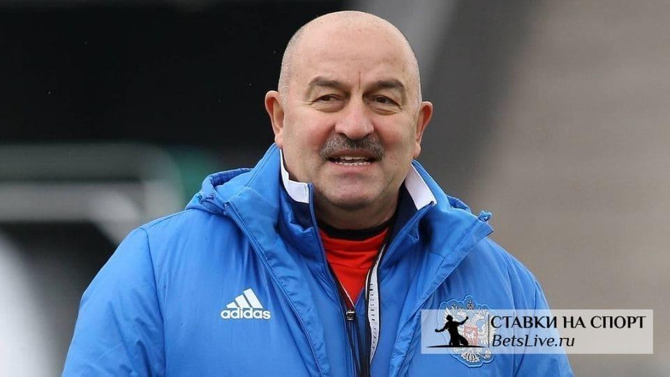 Черчесов прокомментировал проигранный матч с Турцией