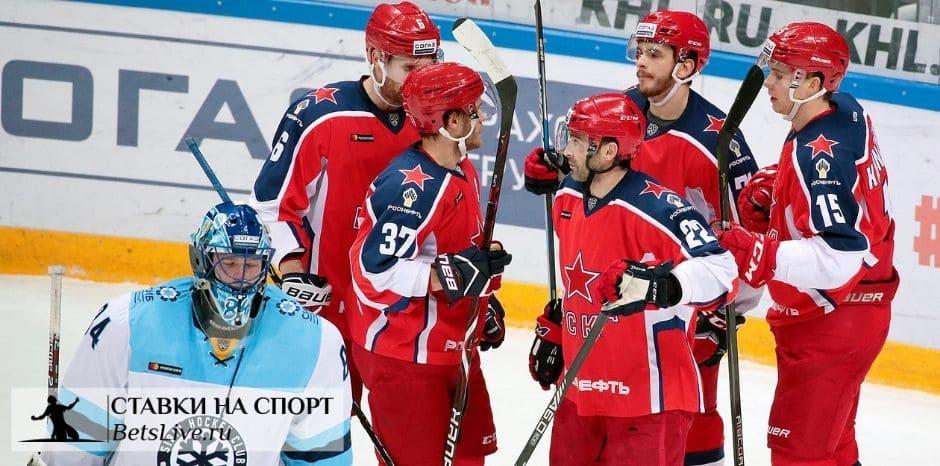 ЦСКА — Сибирь прогноз на 23 ноября