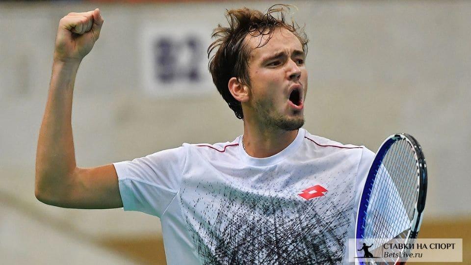 Даниил Медведев - лучший теннисист России?