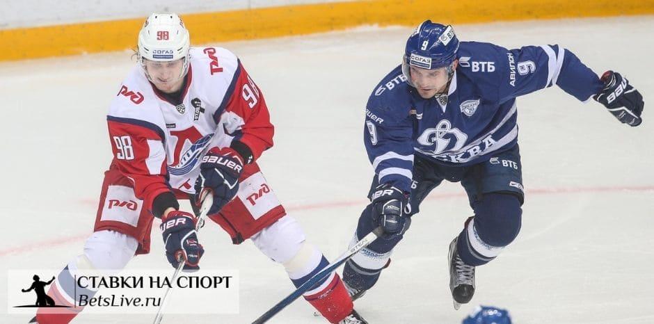 Динамо Москва — Локомотив прогноз на 26 ноября