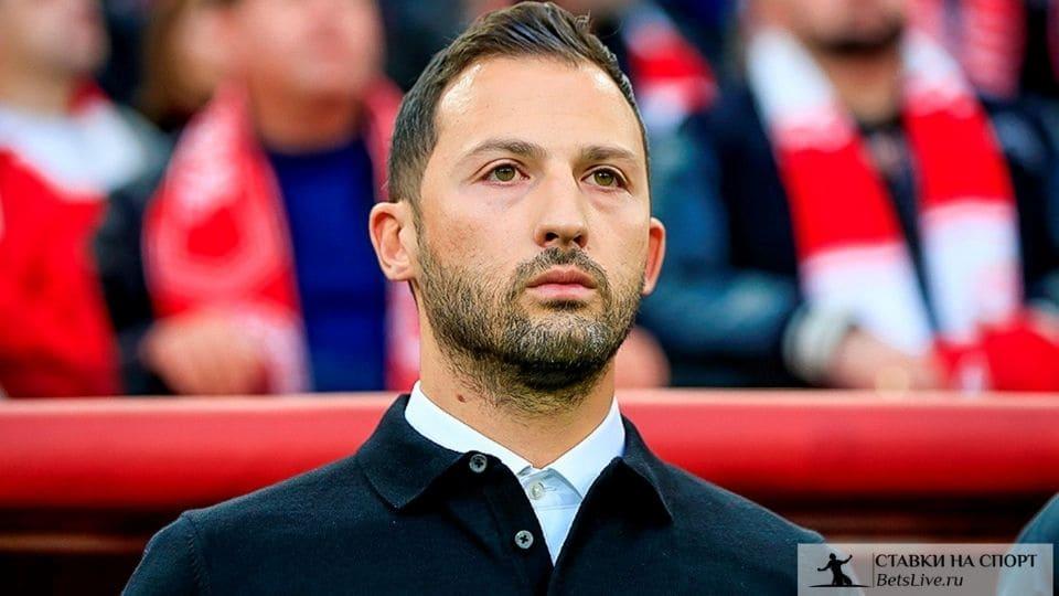 Доменико Тедеско попал в топ-10 тренеров