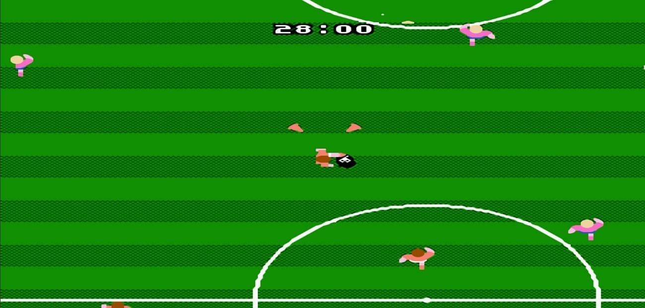 Денди и спорт - футбол