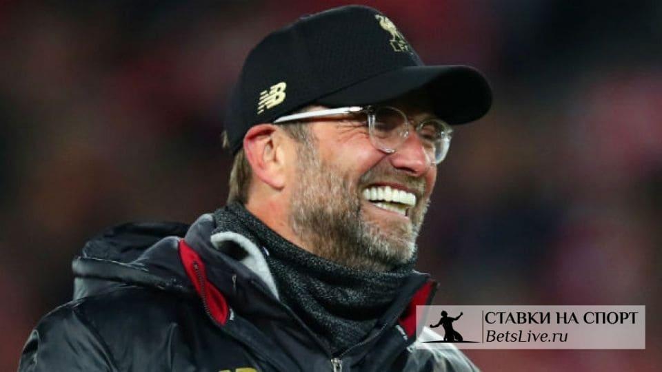 Ливерпуль увековечил очки Клоппа