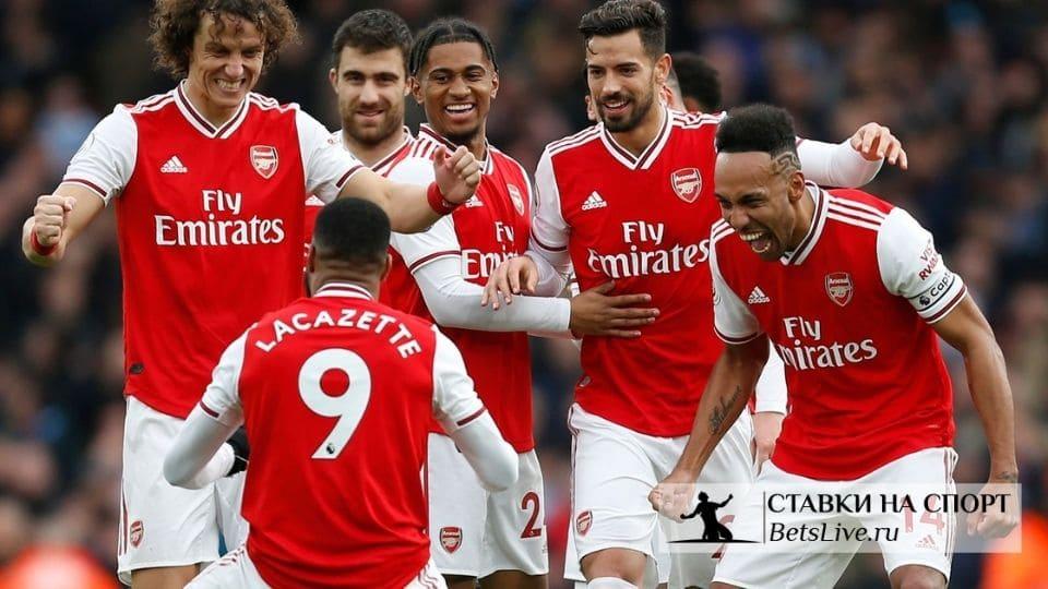 Лондонский Арсенал повторил антирекорд по голам в АПЛ