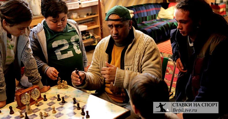 Лучшие фильмы про шахматы