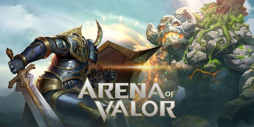 Мобильный кибеспорт Arena of Valor