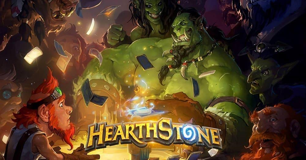 Мобильный кибеспорт Heartstone