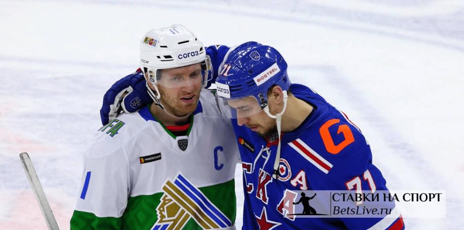 Салават Юлаев — СКА прогноз на 28 ноября