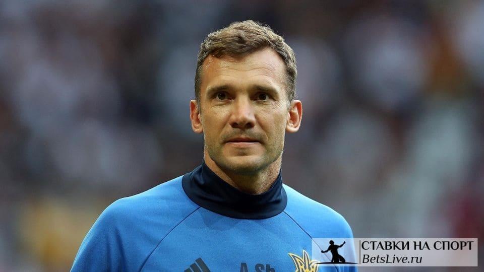 Шевченко не винит Лунина за ошибку. Он остался доволен игрой вратаря