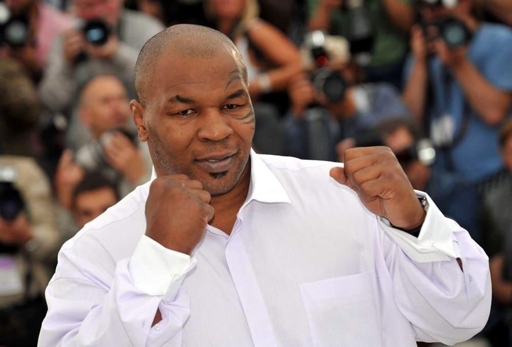 Самый сильный удор в боксе от Майка Тайсона