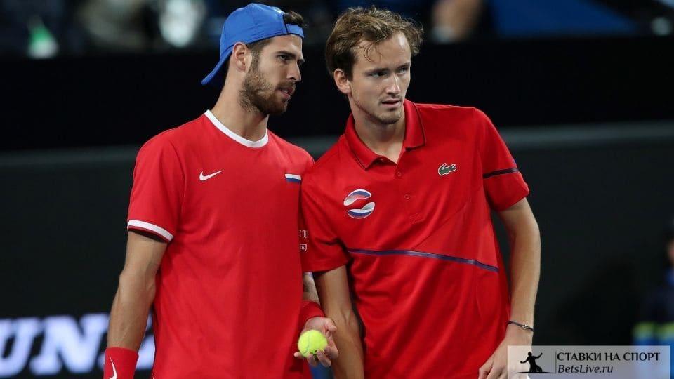Теннисисты смогут тренироваться перед турнирами