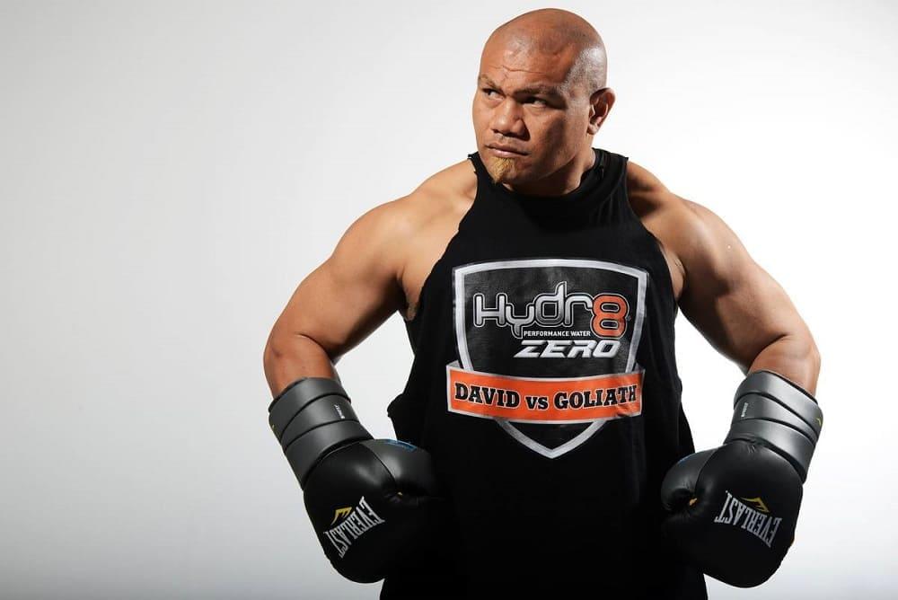 Сильный удар в боксе - Туа
