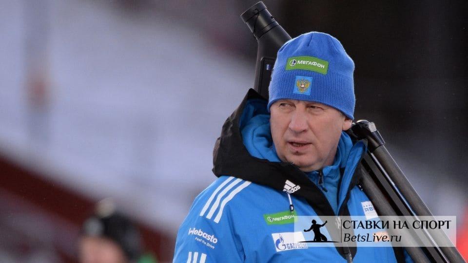 В России биатлон хорош, хотя результатов пока нет