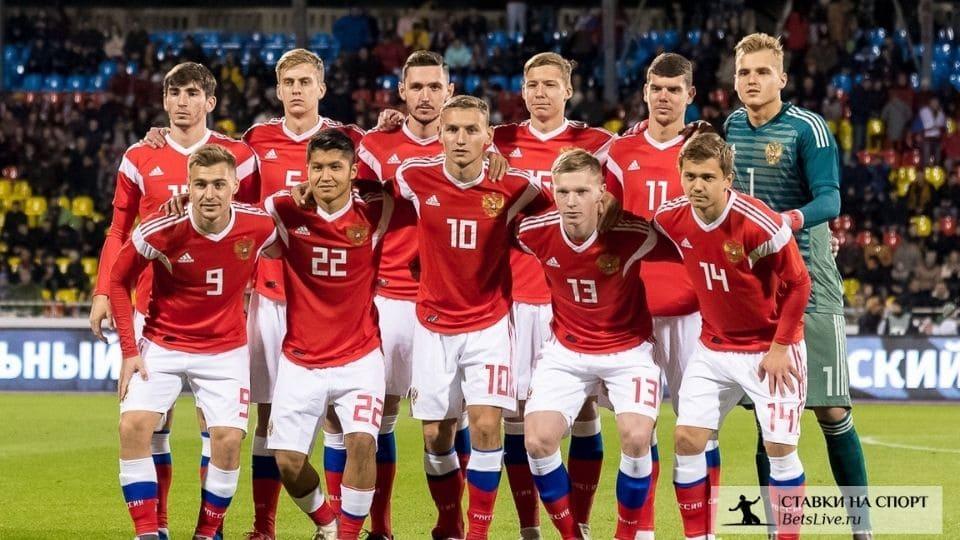 Вспышка коронавируса в юношеской сборной России по футболу