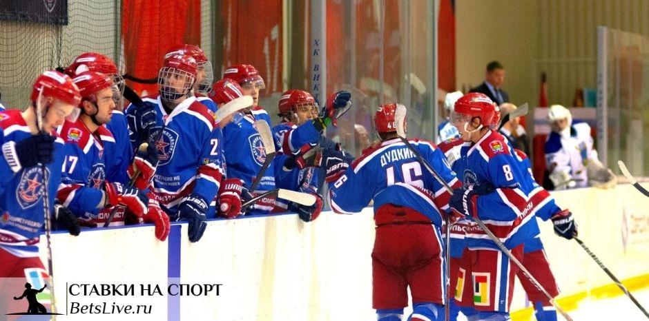 МХЛ Академия хоккея им. Михайлова U20 – Алмаз прогноз на 2 декабря