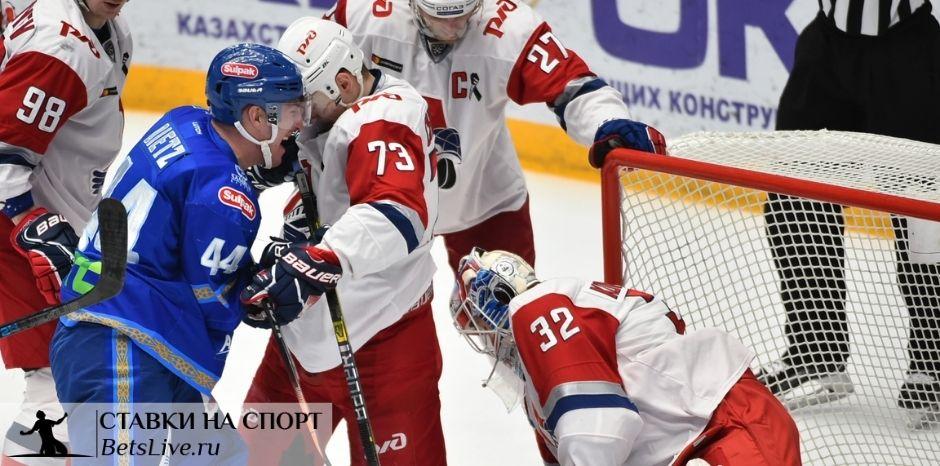 Барыс — Локомотив прогноз на 4 декабря