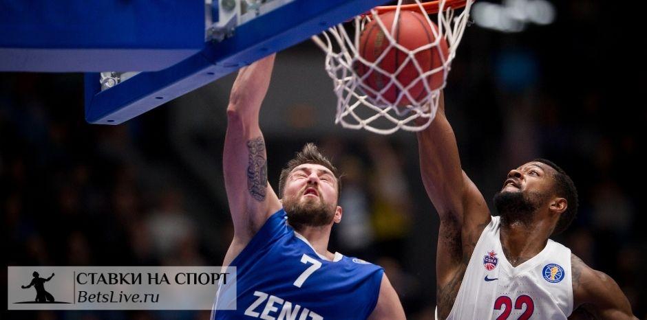 ЦСКА — Зенит прогноз на 18 декабря