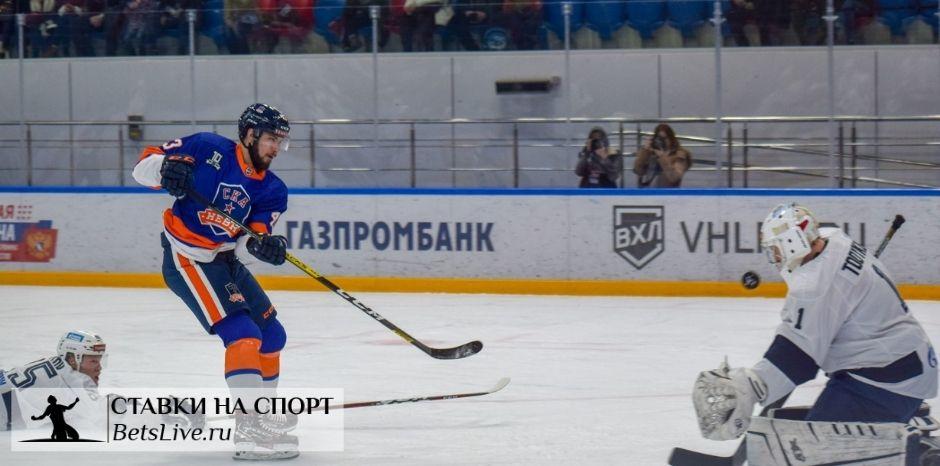 Динамо СПб — СКА-Нева прогноз на 20 декабря