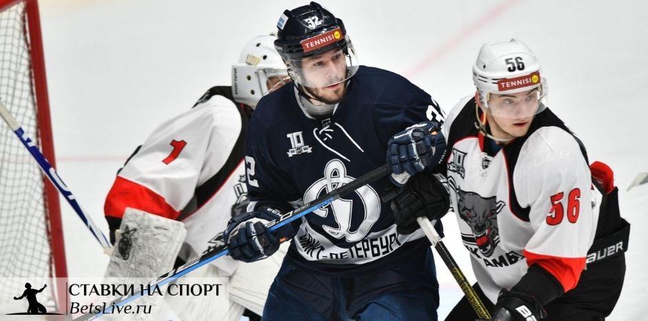 Динамо СПб – Тамбов прогноз на 18 декабря