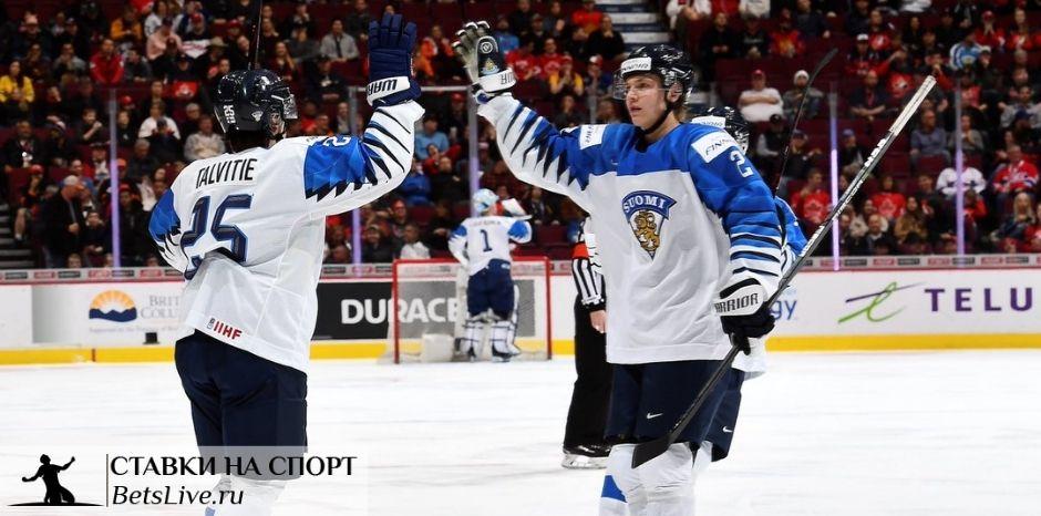 Финляндия U20 – Швейцария U20 прогноз на 27 декабря
