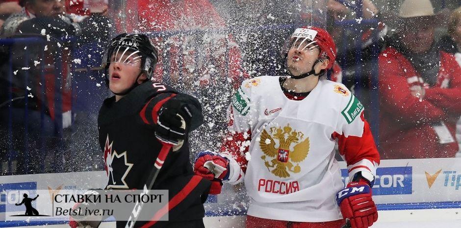 Канада U20 – Россия U20 прогноз на 24 декабря