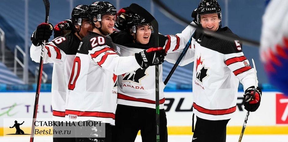 Канада U20 – Швейцария U20 прогноз на 30 декабря