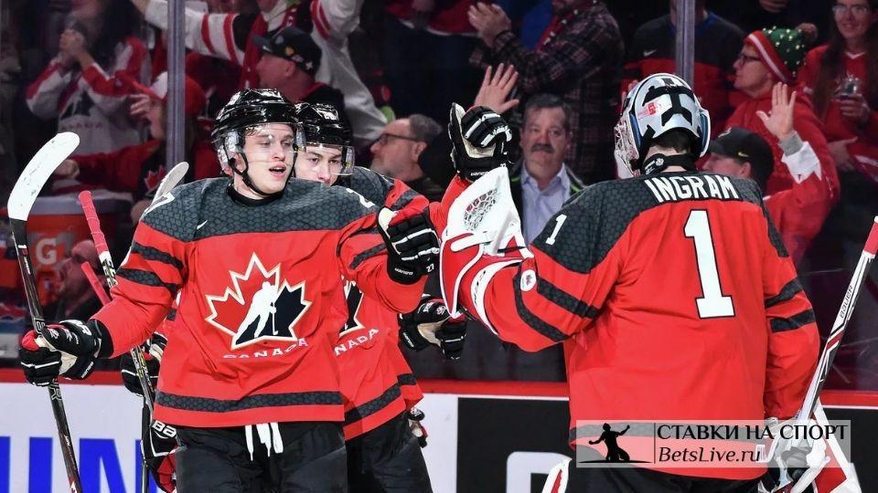 Канадцы отскочили