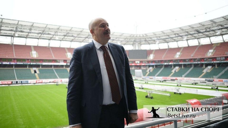 Кикнадзе попрощался с Локомотивом