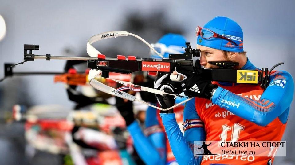 Российские биатлонисты без допинга не могут выиграть