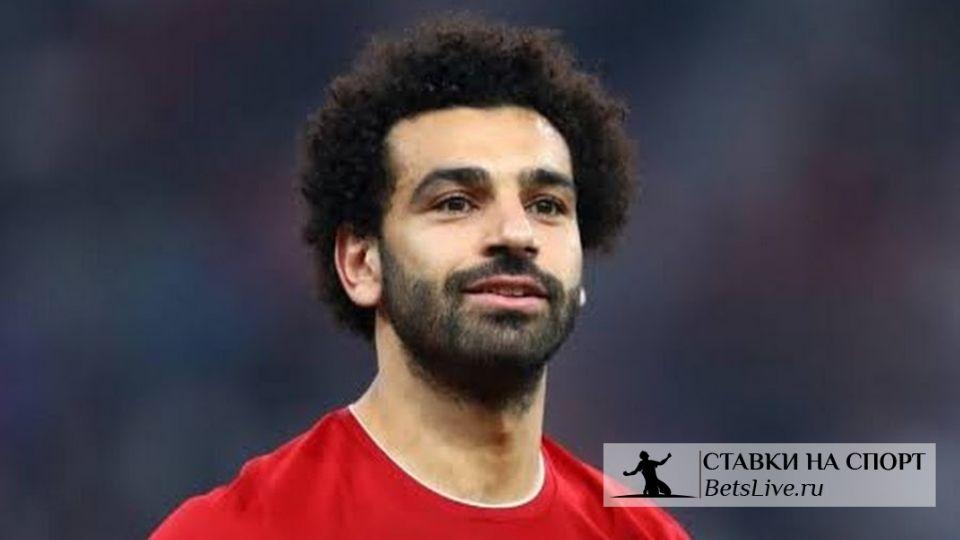 Салаха признали футболистом года В АПЛ