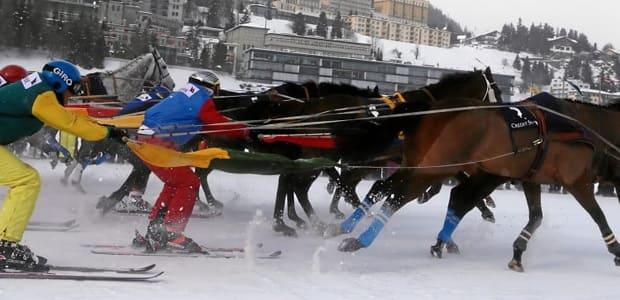 Самые необычные зимние виды спорта
