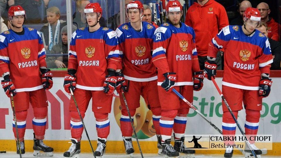 Сборная России установила антирекорд
