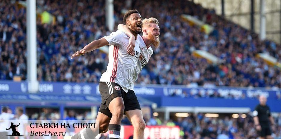 Шеффилд Юнайтед – Эвертон прогноз на 26 декабря