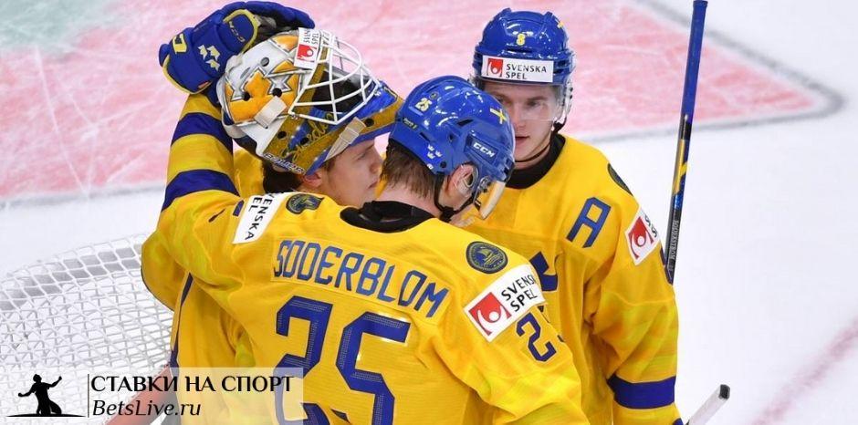 Швеция U20 – США U20 на 1 января