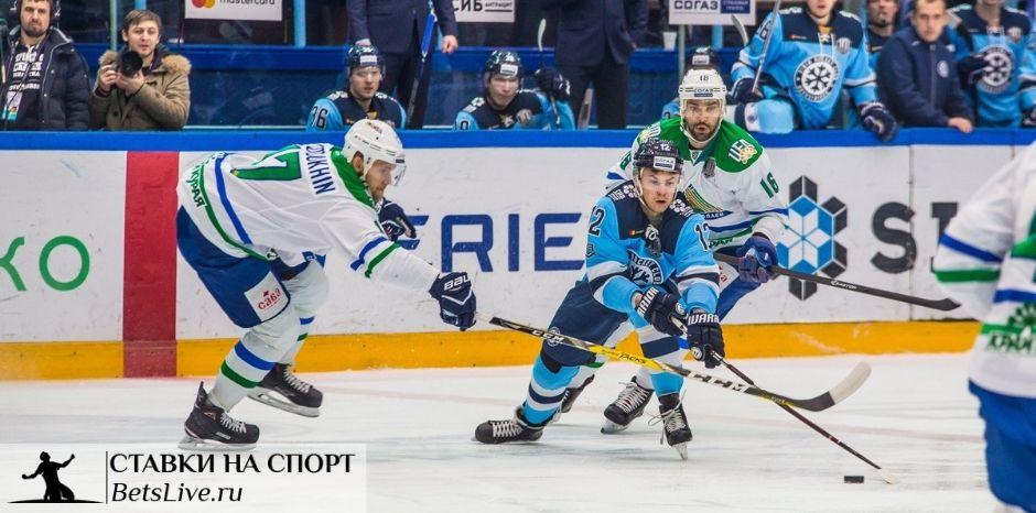 Сибирь — Салават Юлаев прогноз на 26 декабря