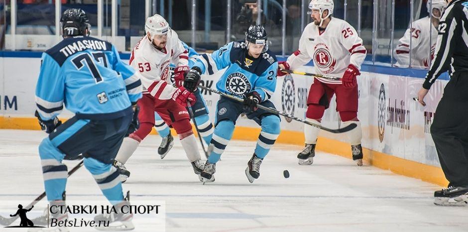 Сибирь — Витязь прогноз на 8 декабря