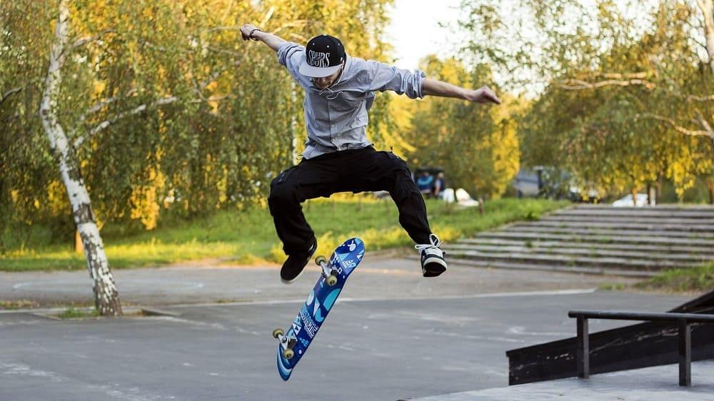 Уличные виды спорта Скейтбординг
