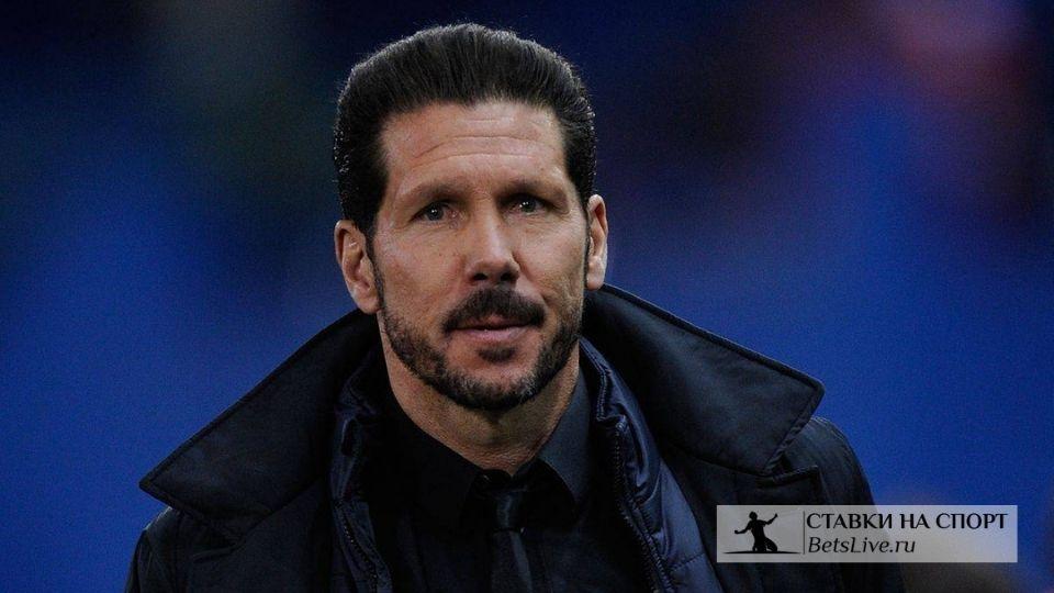 Атлетико продлит контракт с Симеоне