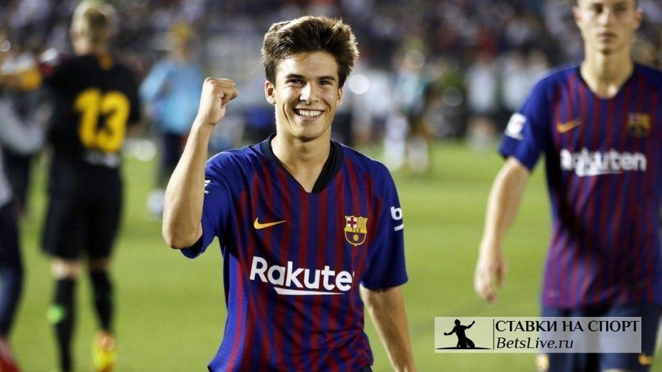 Барселона продлила молодое дарование