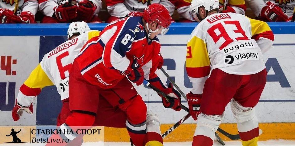 ЦСКА — Йокерит прогноз на 3 января