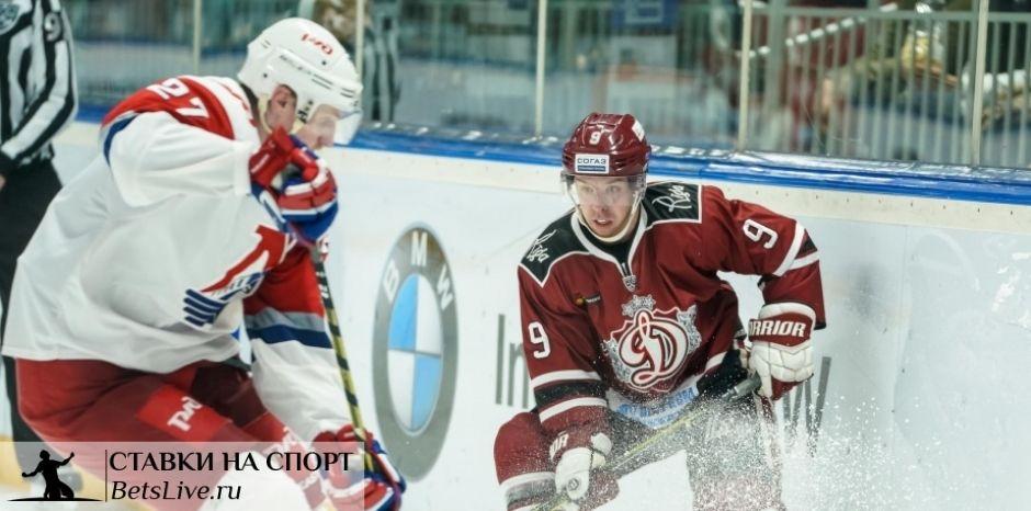Динамо Рига — Локомотив прогноз на 9 января