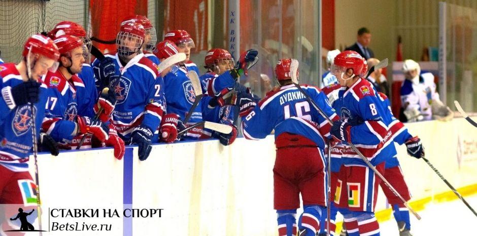 ХК Рига – Академия хоккея им. Михайлова прогноз на 4 января