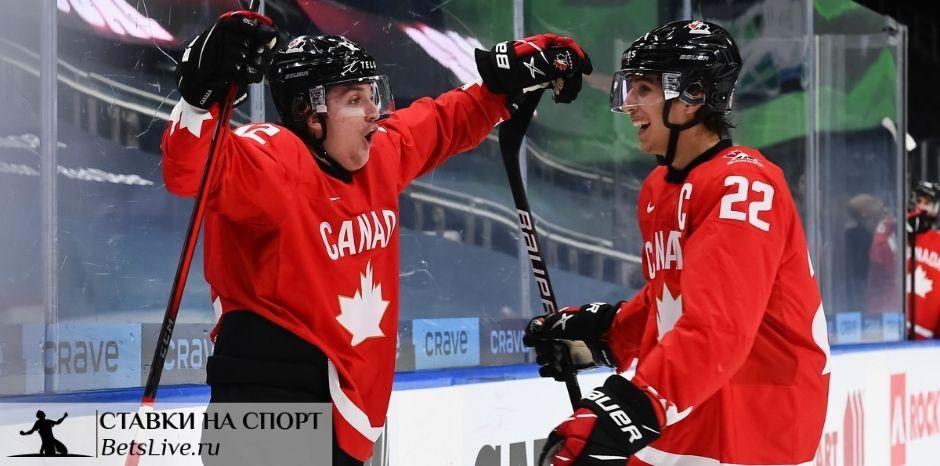 Канада U20 – Россия U20 прогноз на 5 января