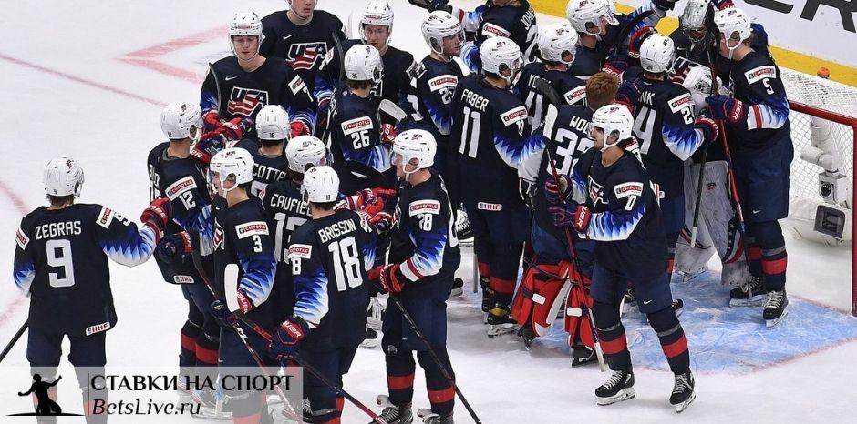 Канада U20 – США U20 прогноз на 6 января