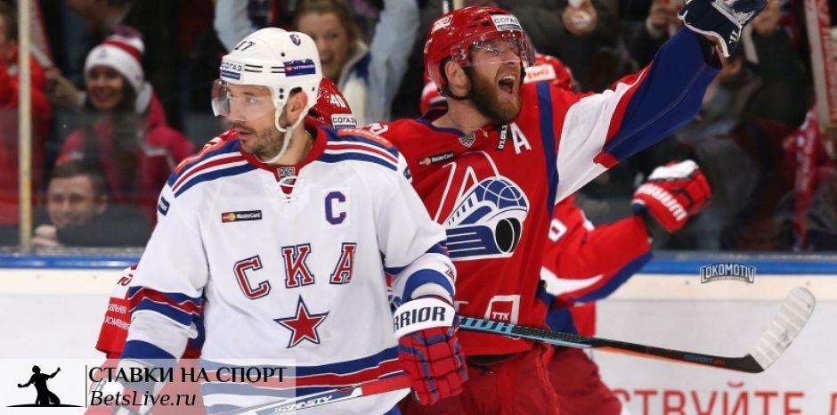 Локомотив — СКА прогноз на 7 января