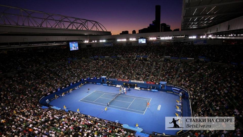 На Australian Open стало больше инфицированных ковидом