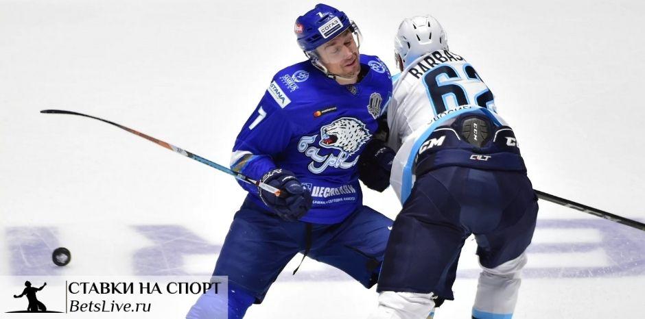 Барыс — Сибирь прогноз на 21 февраля