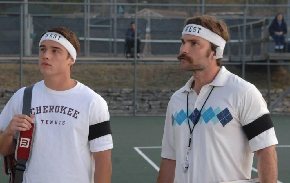 Гари, тренер по теннису 2008
