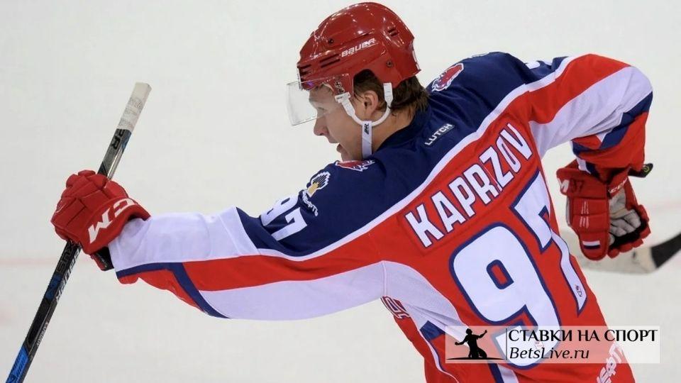Капризов - лучший новичок НХЛ