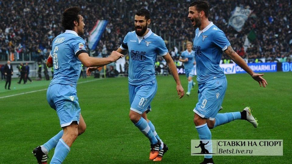 Лацио привез сам себе 3 гола
